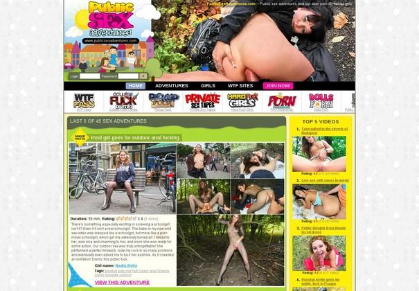 public sex adventures publicsexadventures.com