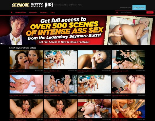 seymore butts seymorebutts.com