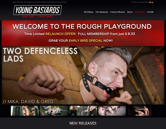 young bastards youngbastards.com