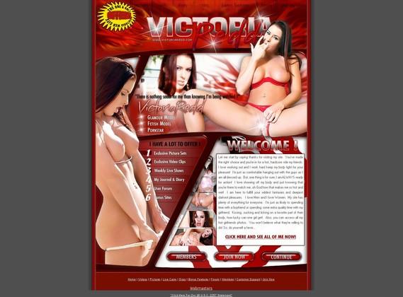 Victoriaredd
