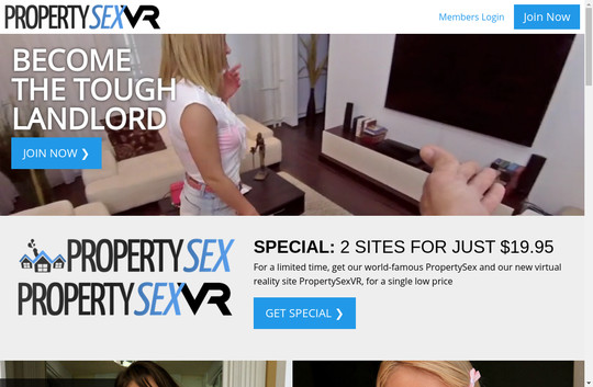 Property Sex VR