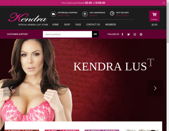 kendralust.com porn