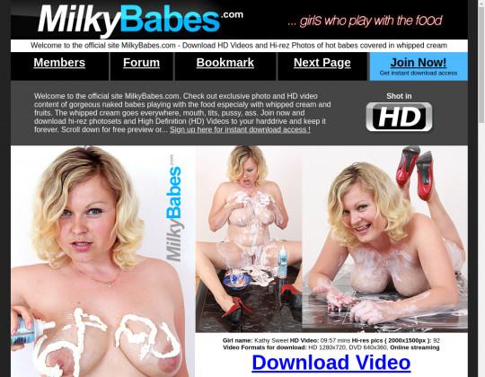 milkybabes.com porn
