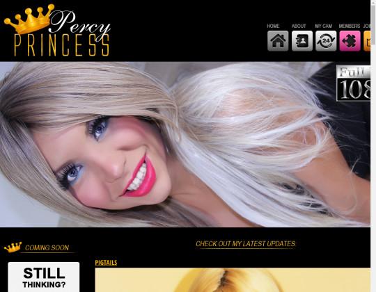 percyprincess.com porn