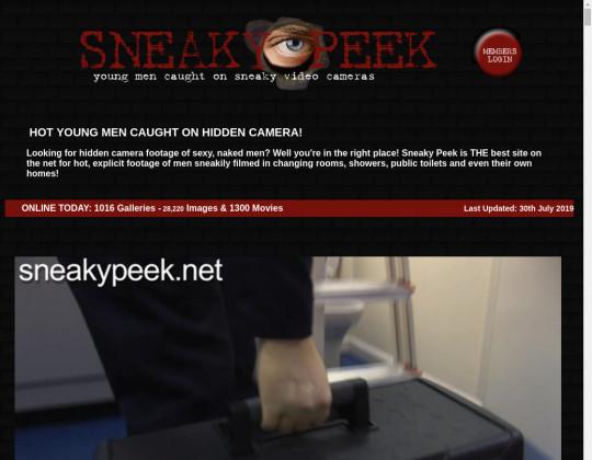 sneakypeek.net sex