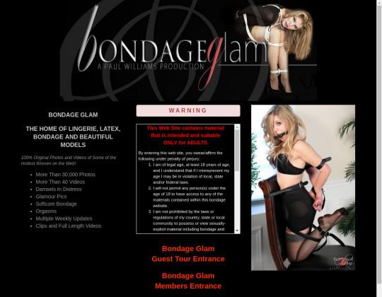 bondageglam.com sex