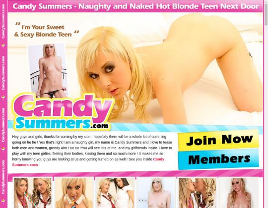 candysummers.com porn