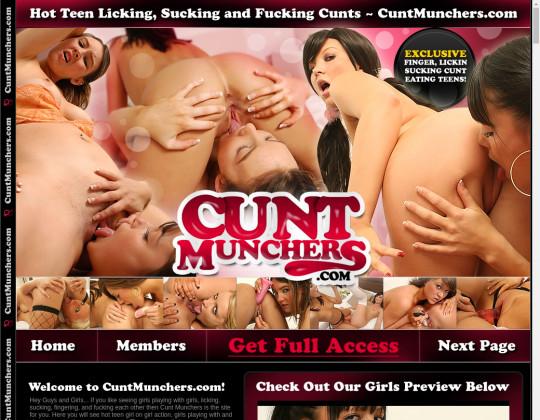 cuntmunchers.com sex