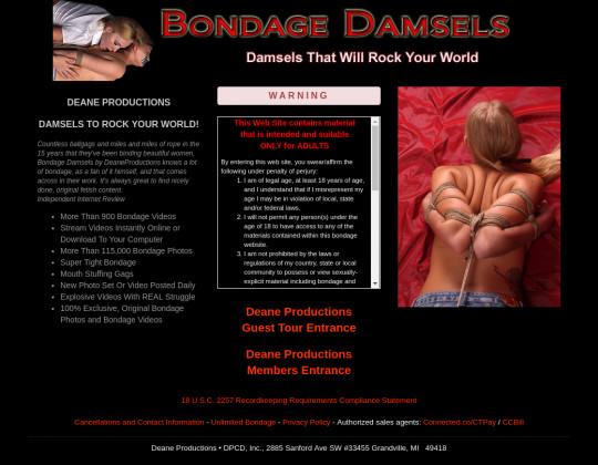 deaneproductions.com porn