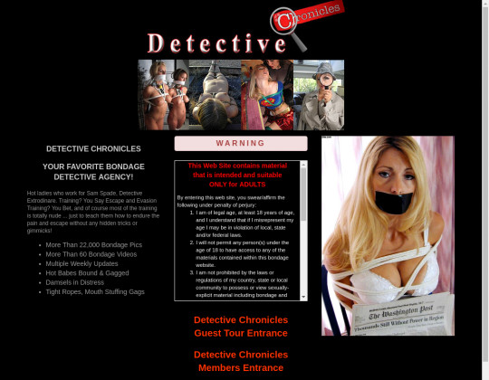 detectivechronicles.com porn