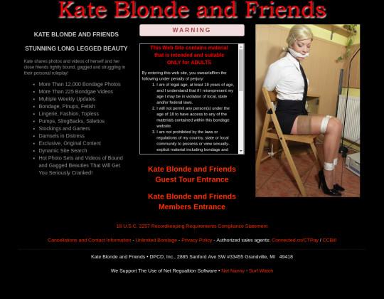 kateblondeandfriends.com free