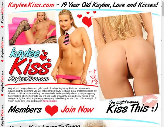 kayleekiss.com sex