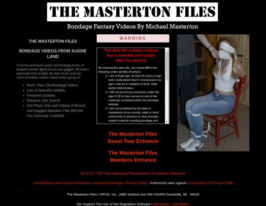 themastertonfiles.com porn