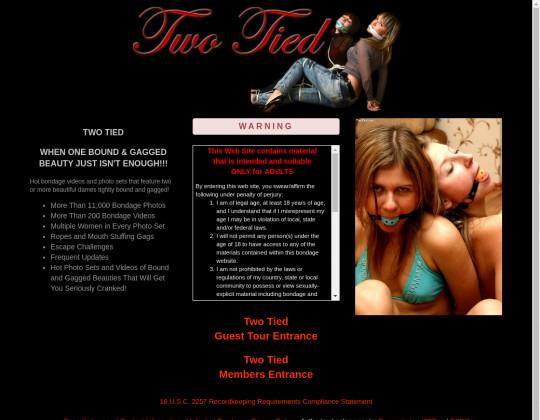 twotied.com free