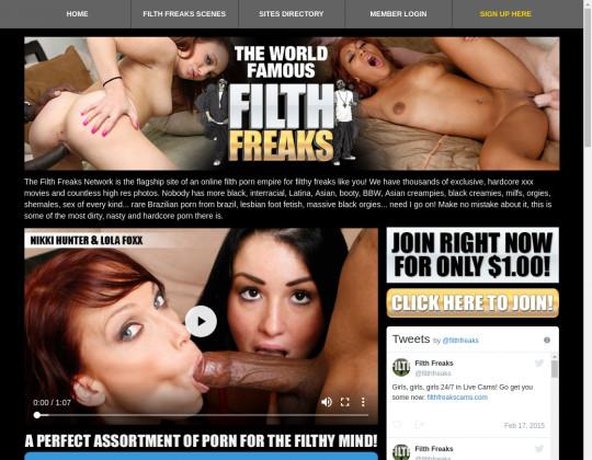 filthfreaks.com porn