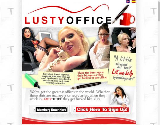 lustyoffice.com free