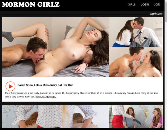 mormongirlz.com porn