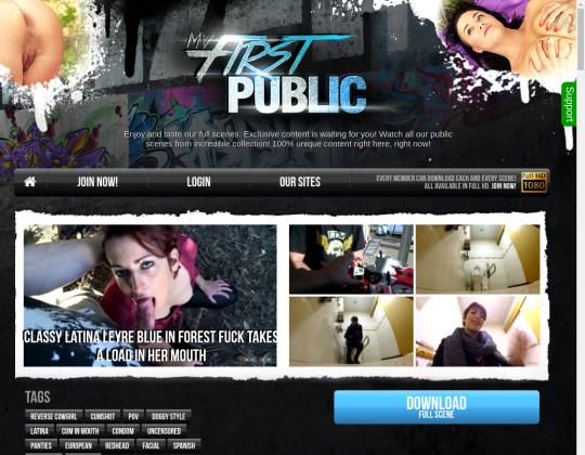 myfirstpublic.com free