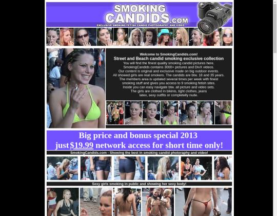 smokingcandids.com porn