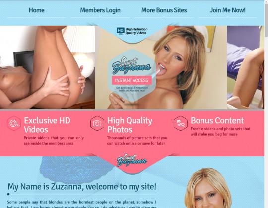 sweetzuzanna.com porn