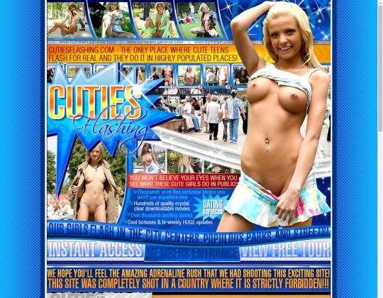 cutiesflashing.com porn