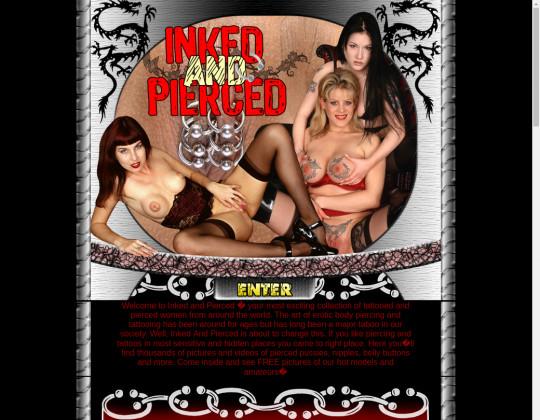 inkedandpierced.com free