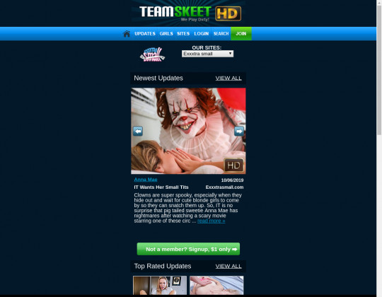 m.teamskeet.com free
