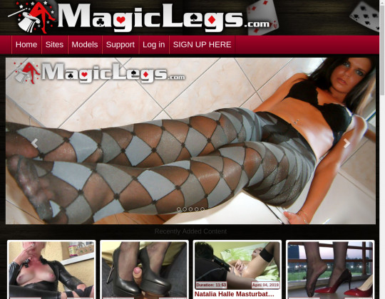 magic-legs.com sex