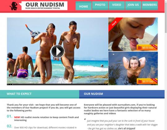 ournudism.com porn