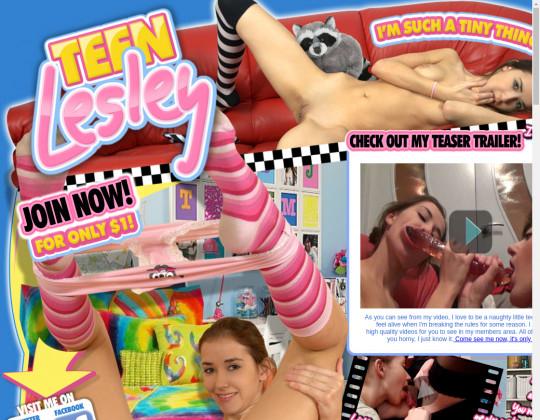 teenlesley.com free