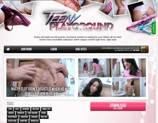 teenyplayground.com free