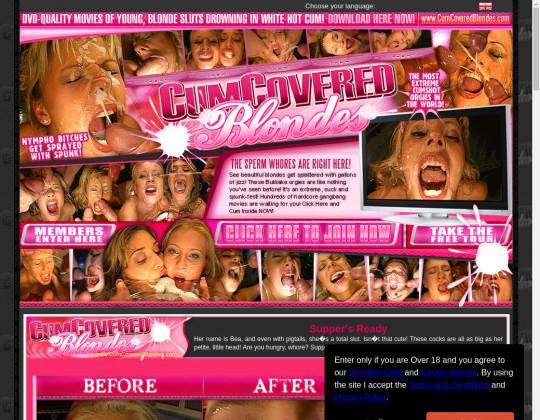 cumcoveredblondes.com sex