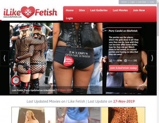 ilikefetish.com porn