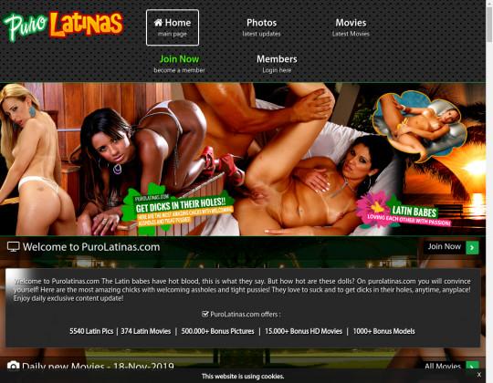 purolatinas.com download