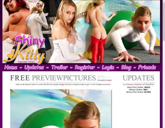 shinykitty.com free