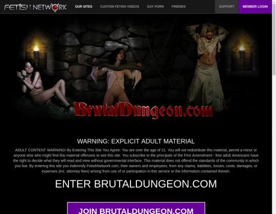 brutaldungeon.com porn