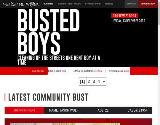 bustedboys.com sex