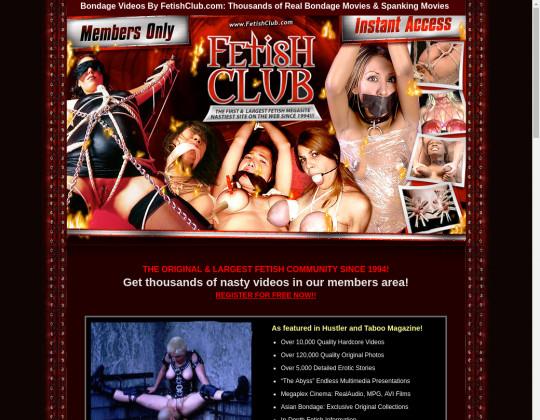 fetishclub.com free