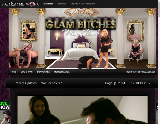 glambitches.com sex