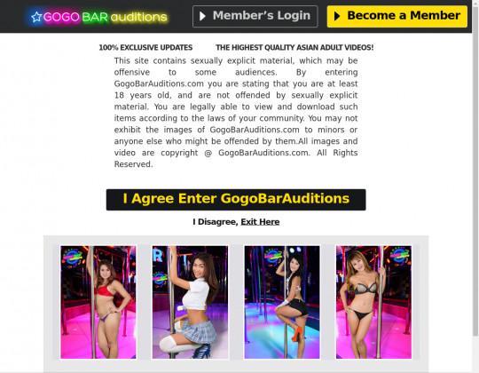 gogobarauditions.com porn