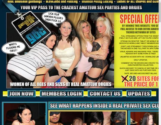 thegangbangclub.com porn