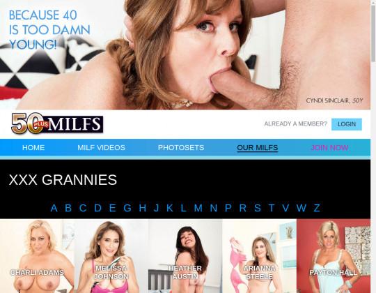 50plusmilfs.com porn