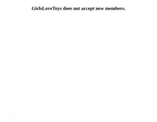 girlslovetoys.com sex
