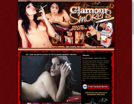 glamoursmokers.com download
