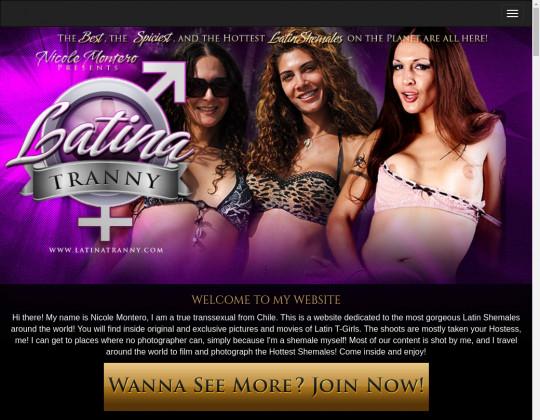 latinatranny.com free