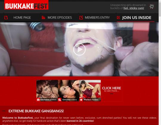 bukkakefest.com porn
