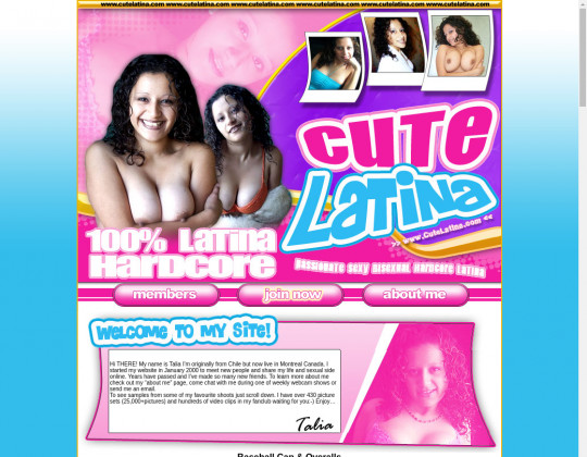 cutelatina.com download