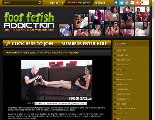 footfetishaddiction.com download