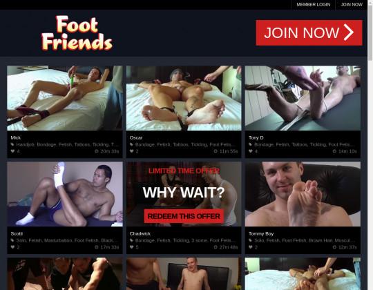 footfriends.com sex