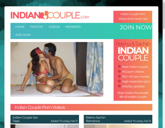 indiancouple.com sex
